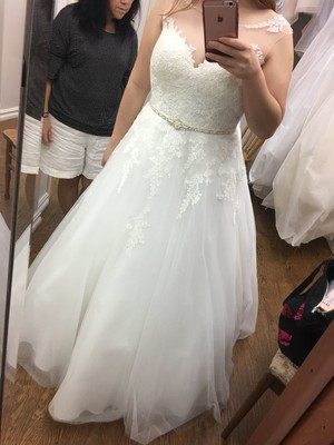 Last Dress Fitting