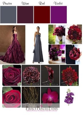 What other color will complement the color Wine ...