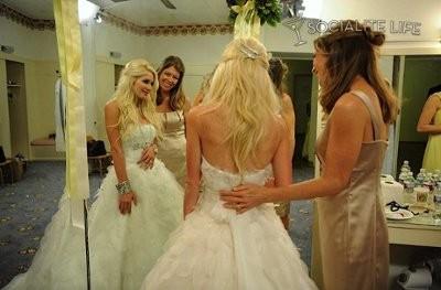 Finally Decided On My Hairstyle Weddings Wedding Forums WeddingWire