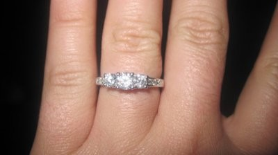 Cushion Diamond Engagement RingsCushion Cut Diamond