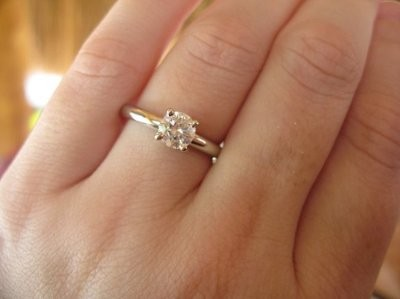 might be rude to ask but how many ctu0027s is your engagement ring what is average weddings planning wedding forums weddingwire