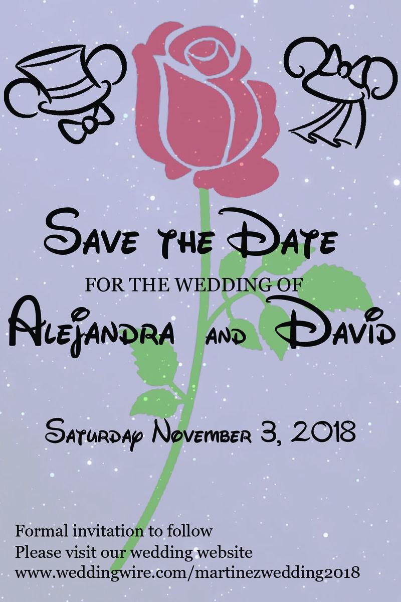 Alejandra & David\'s Wedding - Wedding Website - Wedding on Nov 3, 2018