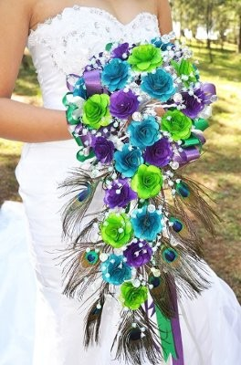 diy bouquet with wooden flowers pic weddings do it yourself wedding forums weddingwire. Black Bedroom Furniture Sets. Home Design Ideas