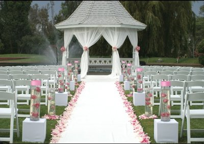 Memorable Wedding Gazebo Wedding Decorations
