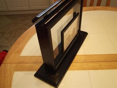 were thinking of doing a sand ceremony using a sand frame its kind of like a shadowbox frame there is a place for a photo and the sand goes inside