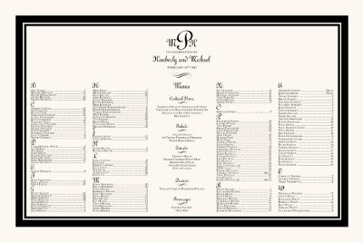wedding seating chart template excel – Wedding Seating Chart Template Word