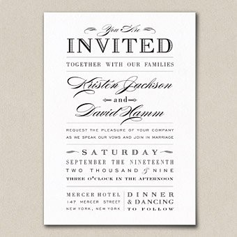 fun invitation wording weddings etiquette and advice wedding
