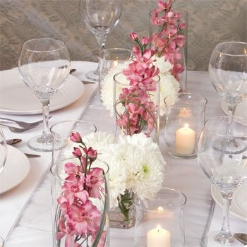 Dollar Tree Centerpieces Show Yours Weddings Do It Yourself Style And Decor Wedding