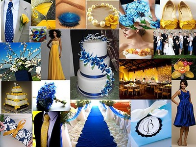 Gold And Royal Blue Wedding Help Needed Weddings Planning Beauty And