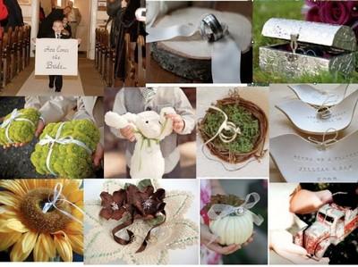 Alternative Ideas For Ring Bearer Pillow: Alternative to a ring bearer pillow      Weddings  Planning    ,