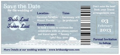 Passport Invitations Anyone Suggest a Website??? | Weddings ...