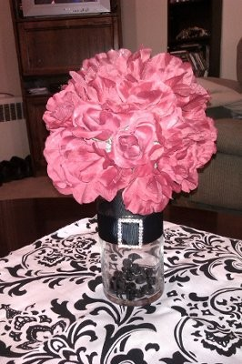 Finished My DIY Bouquets PICS Weddings Beauty And