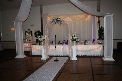 Tulle Wedding Decorations - Wedding Ideas