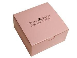 take home wedding cake boxes take home cake box pic weddings planning wedding 7910