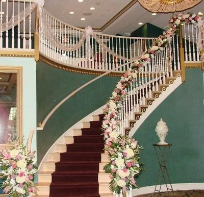 Wedding staircase decoration images wedding decoration ideas wedding decoration ideas stairs gallery wedding dress decoration junglespirit Images