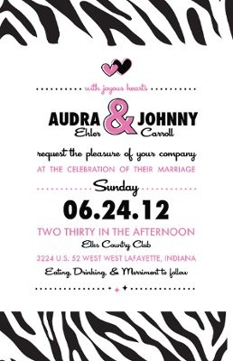 what - What To Put On A Wedding Invitation