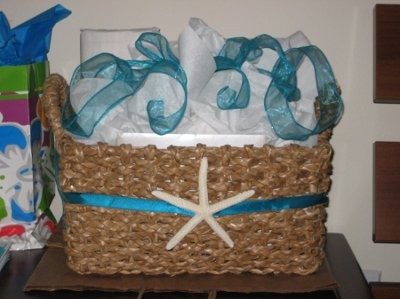 DIY Bridal Shower Gift Basket and Games Prizes! *pics* Weddings, Do ...