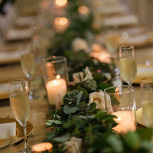 Photo for JL Designs Review - Enchanting candle-lit reception table