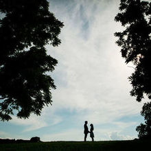 Photo of Genevieve Leiper Photography in Leesburg, VA - Engagement Photo in Sky Meadows Park, VA