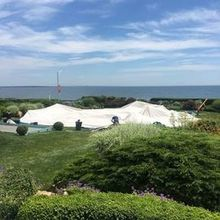 Photo for Sperry Tents Review - The staff did a great job taking the tent down .