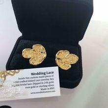 Photo for Monika Knutsson, Gilded Lace Collection Review - Cufflinks