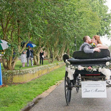Photo for Arrivals In Elegance Horse Drawn Carriage Services, LLC Review