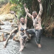 Photo for Travel by Darcy Review - Mud Bath at the Volcano in Saint Lucia