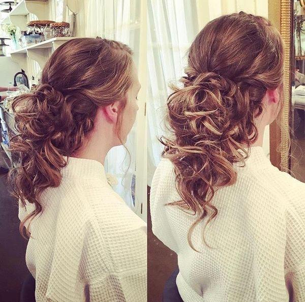Hair By Kaitlin Davidson Hair Makeup Weddingwire