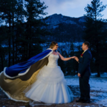 Photo for Della Terra Mountain Chateau Review - The venue provides many different stunning backdrops for pic
