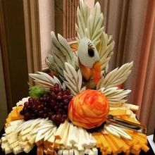 Photo for Martin's Caterers Review - Fruit & Cheese Display