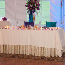 Photo for West Hills Country Club Review - Sweetheart table for Bride and Groom