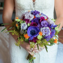 Photo for LOasis Floral Design Review - Bridal bouquet.