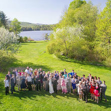 Photo for A Perfect Vermont Wedding @ Mountain Meadows Lodge Review