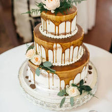 Photo for Wedding Cakes For You Review - Photo : Rachel Black, Rowanberry + Lavender