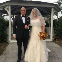 Photo for Springfield Country Club Review - My Dad and I about to walk down the aisle.