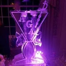 Photo for Springfield Country Club Review - Our martini glass ice luge from the martini bar