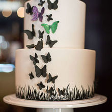 Photo for Delicious Artistry Review - Our gorgeous custom cake <3
