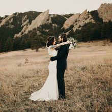 Photo of COLLECTIVE/by Sachs Authentic Wedding Planning & Design in Boulder , CO - First Look Location found by Lindsey