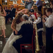 Photo for On The Go Dj Pro Review - Bride performed a Roaring 20's Dance for the Groom.