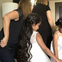 Photo for CARIDAD VIDRO makeup artist - PUERTO RICO Review - Flower Girl