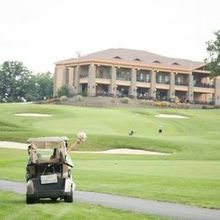 Clubhouse at Galloping Hill Golf Course - Venue ...