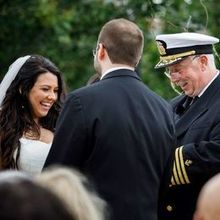 Photo for Nautical Star Weddings Review - There was lots of laughter during our ceremony