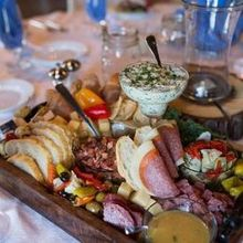 Photo for Bistro To Go Catering Review - The antipasta appetizer!