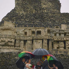 Photo for Signature Belize Weddings Review - Luis held an umbrella over our officiant during the ceremony