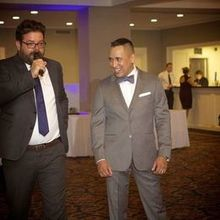 Photo for RPM Entertainment DJ Service & Custom Event Lighting Review - Richard and the Groom