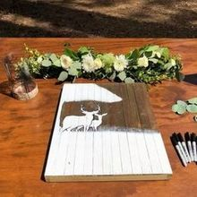Photo for Blue Sky Events Review - Arranged my guest book table