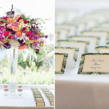 Photo of Suzan M Florals in San Diego, CA - Place card arrangement, GORGEOUS