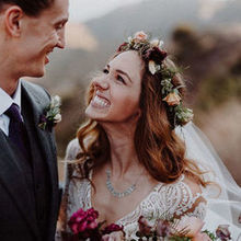 Photo for The Bloemist Review - Stunning flower crown for me and boutonniere for him