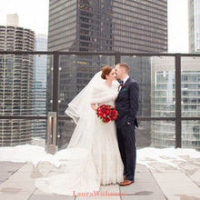 Photo for Wyndham Grand Chicago Riverfront Review - Penthouse Terrace