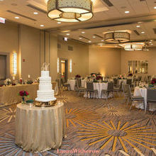 Photo for Wyndham Grand Chicago Riverfront Review - 6th floor ballroom set up for our reception dinner